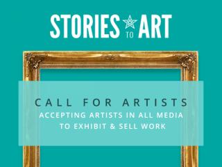 StoriesToArt 2018 Call for Artists
