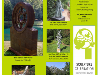33rd Annual Sculpture Celebration