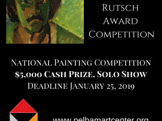 Call for Artists, Painting Competition, $5,000 Cash Prize and solo exhibit
