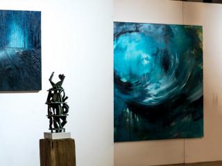 From the Studio Floor- Pop-Up International Exhibition