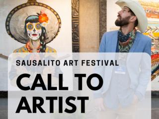 The Sausalito Art Festival - Call To Artists