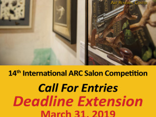 CALL FOR ENTRIES - 14TH INTERNATIONAL ART RENEWAL CENTER SALON REALIST ART COMPETITION - COMPETE TO WIN $100,000 IN CASH AWARDS