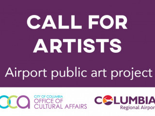 RFQ: Columbia Regional Airport Terminal - Public Art Project (Columbia, MO)