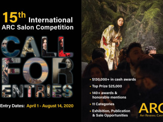 Over $130,000 in Cash Awards – 15th ARC Salon Call for Entries