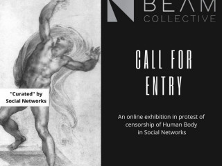 An online exhibition by Beam Collective in protest of censorship
