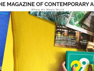 THE MAGAZINE OF CONTEMPORARY ART | FREE Submission | ZERO Commission | Open Call