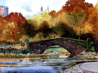"""Call to Artists for International """"ALL Landscape"""" Art Competition"""